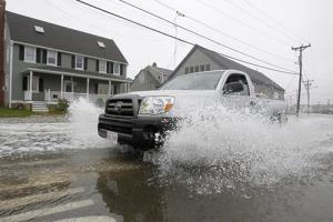 Nuisance Flooding on I95