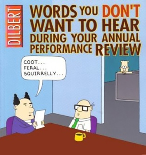 Performance Reviews and Improving Them