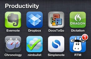 Productivity Apps Are Ironic