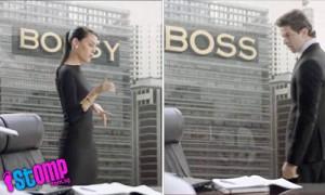 Man vs Woman Boss