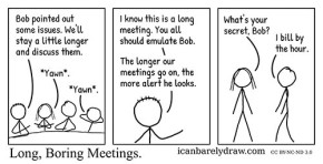 Meetings Are Terrible Part 2
