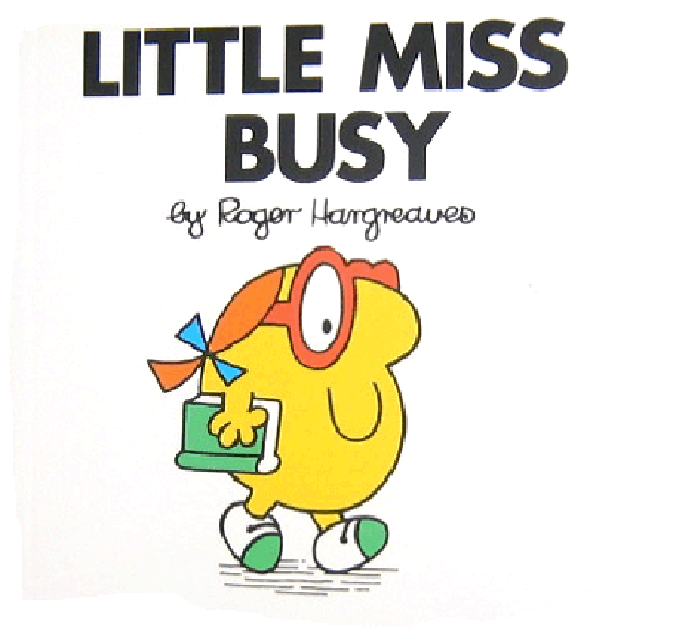 Little Miss Busy Yo