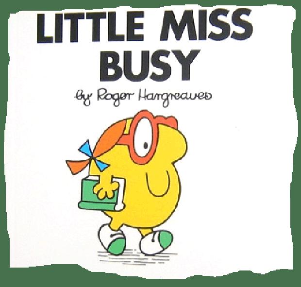 Little Miss Busy Yo