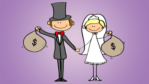 Combining Finances After Marriage