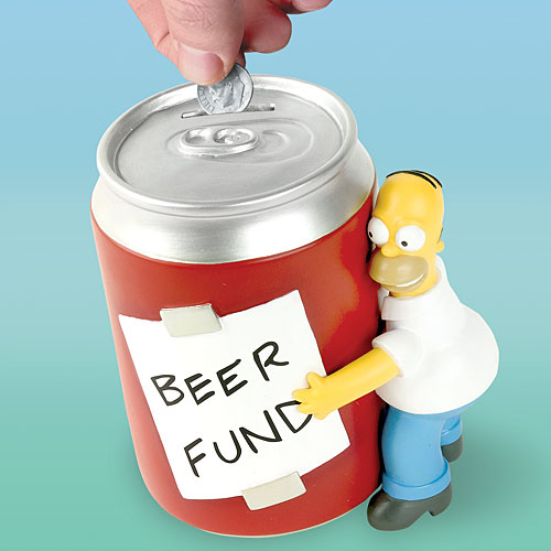 Beer Fund At Work